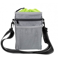 China Waterproof Puppy Carrier Sling , S-L Dog Treat Bag With Shoulder Strap factory
