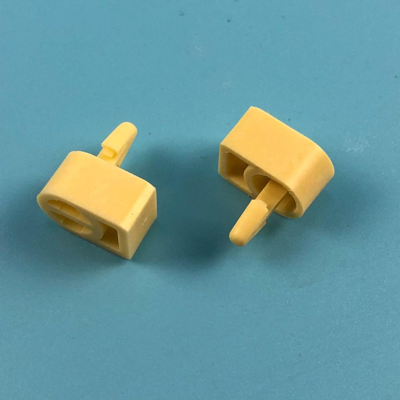 China Yellow Color Wincor Atm Parts , CMD V4 Clamp Guide Pulley 1750053977-4 Original New factory