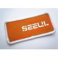 China Eco Friendly Custom Clothing Patches No Slip Garment Accessories factory