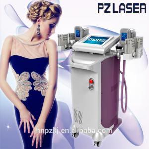 Non Invasive Smart Lipo Laser Slimming Instrument , Body Fat Removal Machine