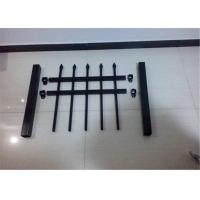 Buy cheap The 2.1m*2.4m garrison security fence from Wholesalers
