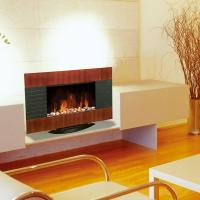 China Table And Wall Mounted Eletric Fireplace Heater TV typle LED Flame effect space heater room heater comfort smart on sale