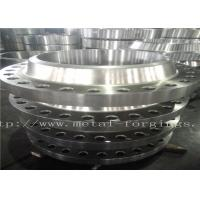 China Duplex SS Flanges /  Stainless Steel Plate Flanges Heat Treatment factory