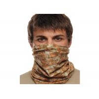 Buy cheap Bicycle Simple UV  Headwear , Polyester  Tube Scarf Speed Dry from Wholesalers