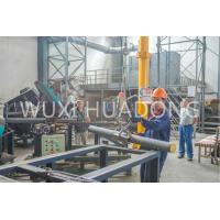 Buy cheap High Power Horizontal Continuous Casting Machine For Bronze Pipes Custom Made from Wholesalers