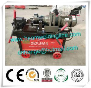 China Steel Bar Threading Machine , Steel Straight Thread Screw Rolling Machine factory