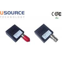 Buy cheap 1.25G 155M ST Connector 1x9 optical transceiver Compliant with SFP MSA Agreement from Wholesalers