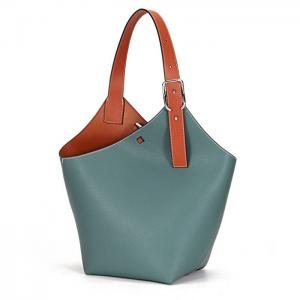 China Calfskin Ecofriendly 20X24X17CM Ladies Backpack Purse factory
