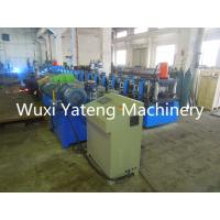Buy cheap Metal Forming Process Highway Guardrail Roll Forming Machine 5 - 10m / Min Production Capacity from Wholesalers