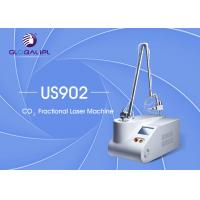 Buy cheap Air Cooling Fractional Co2 Laser Treatment / Scar Removal Machine Long Lifetime from Wholesalers