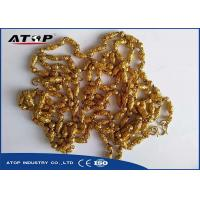 Buy cheap PLC Control Necklace Gold Plating Machine For Rust / Wear Resistance Film from Wholesalers