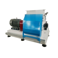 Buy cheap Large Yield WF66 Serial Corn Maize Grinding Hammer Mill Machine For Feed Plant from wholesalers