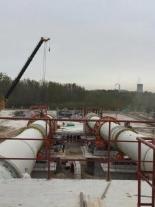 China 6.0x95m 12000t/d Rotary Kiln In Cement Plant Energy Saving factory