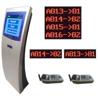 Buy cheap Guangzhou OEM Electronic Embassy Wireless Queue Management System from Wholesalers