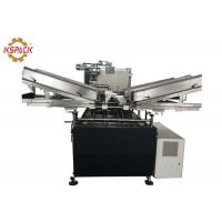 China 450-2L Cardboard Clapboard Assembler Assembly Machine Partition Slotting Machine factory