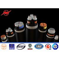 Buy cheap Steel Wire Armoured Multi Cores High Voltage Cable Voltges Up To 35kv from Wholesalers