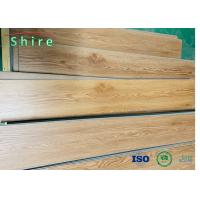 China SPC Rigid Core Vinyl Flooring Easy Installation Without T - Molding For Transitions on sale