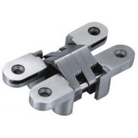 China Durable Fire rating Stainless Concealed Door Hinge 19x95mm 180 Degree factory
