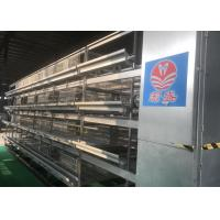 China Professional Automatic Manure Removal System For Modern Chicken Farm factory