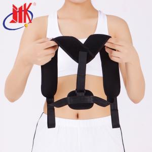 China Osky Body Braces Support Back Correction Belt Neoprene Material Dressing Type factory