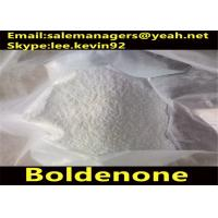 Buy cheap Cutting Fat Boldenone Steroids / 1-Dehydrotestosterone Cas 846-48-0 White Crystalline Powder from Wholesalers