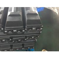 China Rubber And Steel Clip On Rubber Track Pads 175-600HD For Excavator Machinery factory