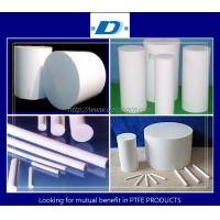 Buy cheap plastic ptfe rod,ptfe round bar from Wholesalers