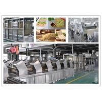 Buy cheap Multifunction Fresh Noodle Making Machine Production Line High Speed Processing from Wholesalers