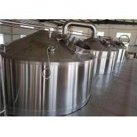 China Customized 500-1000L Beer Brewing Equipment factory