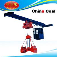 Buy cheap Single beam grab crane from Wholesalers
