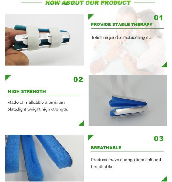 High quality finger splint medical support pinky finger splint.jpg