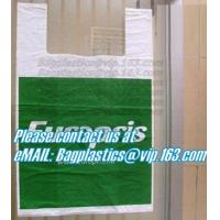 China vest carrier, t shirt bags, rubbish bags, handy bags, handle bags, shopper, LDPE, HDPE, MD factory