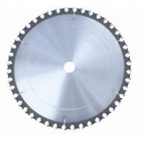China TCT saw blades for steel factory
