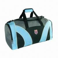 China Travel Bag, Made of 600D Polyester, Customized Designs are Accepted, Measuring 60 x 35 x 25cm factory