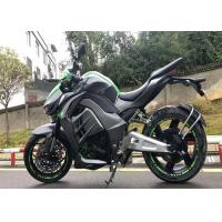 Buy cheap Powerful Fully Electric Sport Motorcycle Short Charging Time For Adults from wholesalers