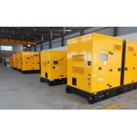 Buy cheap 550kva electric perkins diesel generator soundproof canopy Leroy somer alternator from Wholesalers