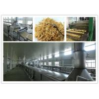 Buy cheap Durable Automatic Noodle Making Machine , Fried Instant Noodle Production Line from Wholesalers