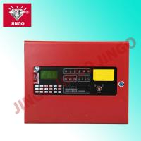 China Fire suppression systems 24V 2 wire bus control panel for FM200 Gas on sale