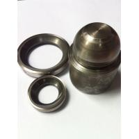 Buy cheap ISO9001 Carbon Graphite Seal Ring Valve Seat And Rod Seal In Machinery Valve from wholesalers