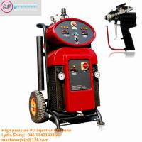 Buy cheap Portable High Pressure Polyurethane PU Spray Machine, PU Perfusion Equipment from Wholesalers