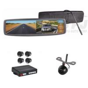 Car Reversing Parking Sensor Kits (PJ-4318RS)