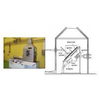 Buy cheap 30kW/m2 Building Material Radiation Test Machine NF P 92-501 220 V 50 Hz 10A TB/T 2639.1 from Wholesalers