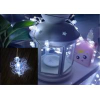Buy cheap Little Snowflake USB LED Fairy Lights , USB Powered Christmas Lights Decoration from Wholesalers