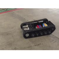 China Small Size Rubber Track Undercarriage Dp-ywt-130 With Loading Weight 200kg factory