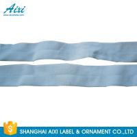 China Customized Underwear Binding Tapes Decorative Colored Fold Over factory