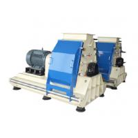 China Energy Saving Hammer Mill Machine WF66 Serial For Soybean / Corn factory