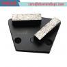 Buy cheap Trapezoid Concrete Metal Bond Segments Grinding Scraper Pads for Concrete Floor from wholesalers