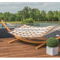 Buy cheap 13ft  pillow top sleeping hammock two person soft polyester comfortable and durable from Wholesalers