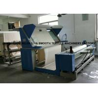 Full Automatic Fabric Winding Machine 2400mm Detection Width ISO9001 Listed for sale