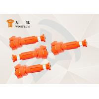 China Low Air Consumption DTH Hammer Bits Fast Drilling Speed Stable Function factory